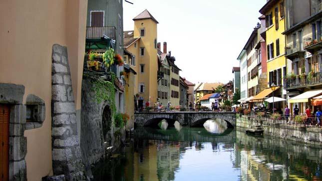 Annecy, Franciaország