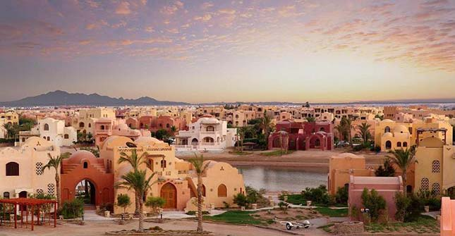 El Gouna, Egyiptom