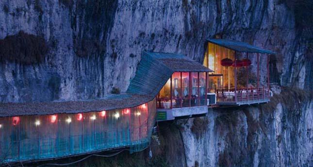 Sanyou barlang, Hubei ,Kína