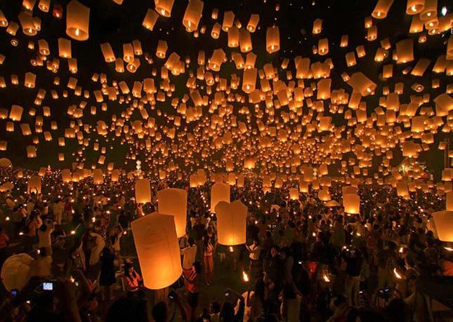 Kínai Lámpás Fesztivál, Tajvan