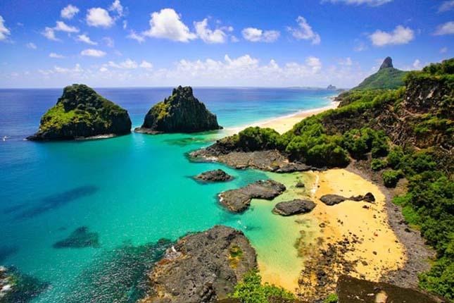 Fernando de Noronha-szigetcsoport, Brazília