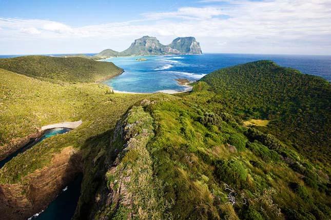 Lord Howe-szigetcsoport, Ausztrália