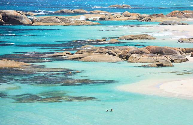 William bay, Nyugat-Ausztrália