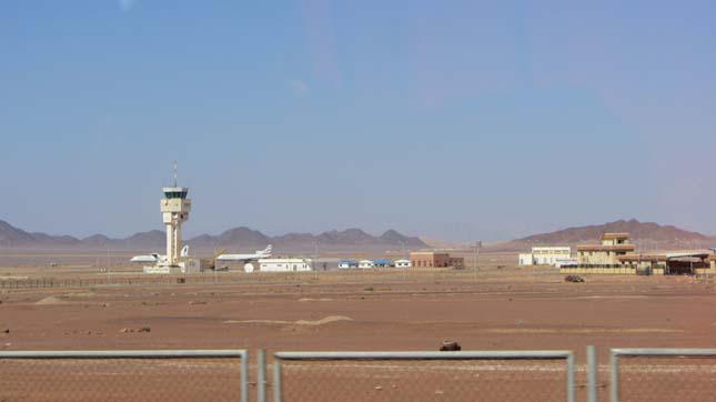 Afrikai repülőterek