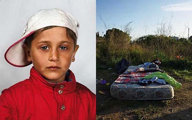 Ahol a gyerekek alszanak-James Mollison fotói