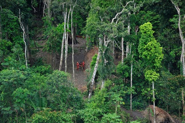 Amazóniai törzsek