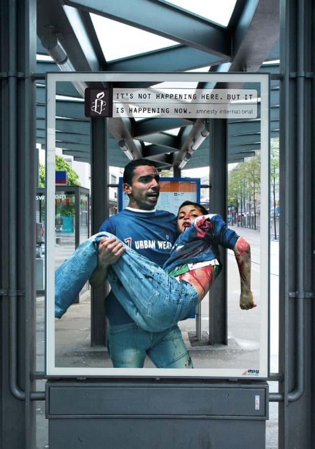 Amnesty International kampány