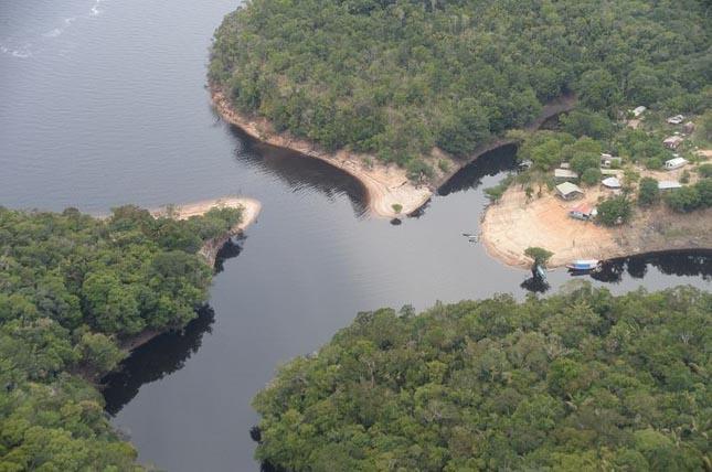 Anavilhanas Nemzeti Park
