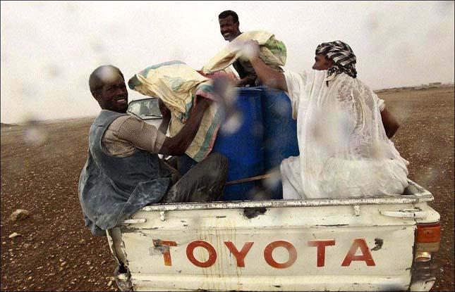 Aranybányászat Dél-szudánban