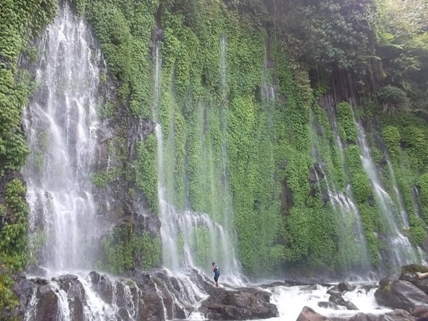 Asik-Asik vízesés