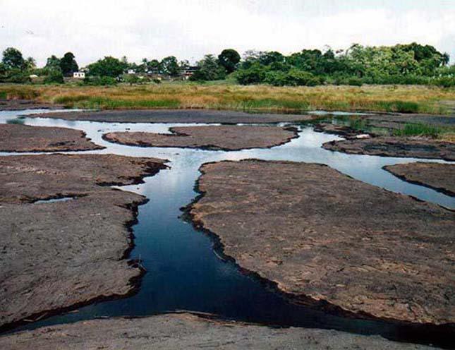 Aszfalt-tó Trinidad és Tobagón