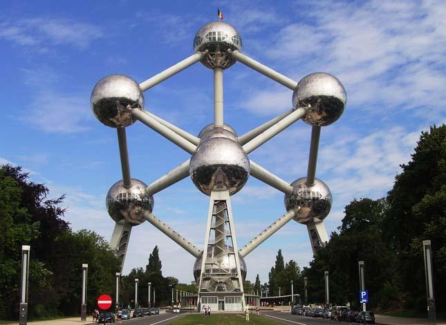 Atomium, Brüsszel