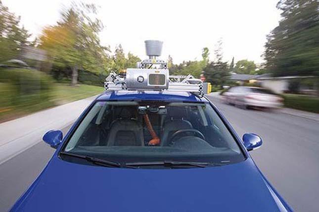 Automatizált járművek