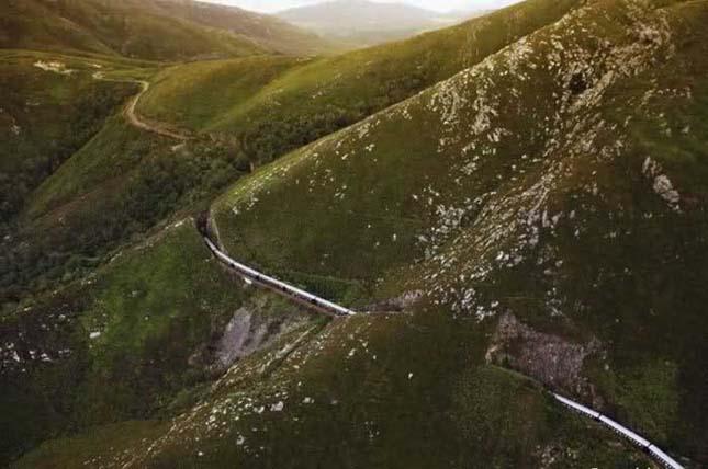 Rovos Rail - Az afrikai luxusvonat