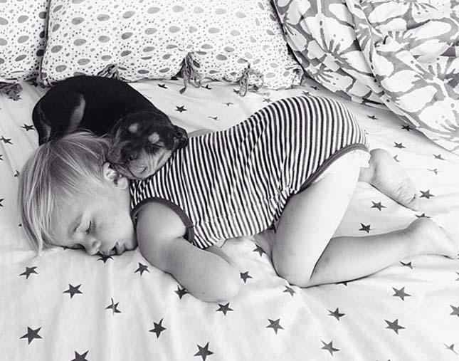 Beau és Theo