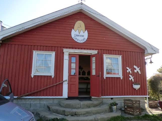 Norvég boltok eladó nélkül