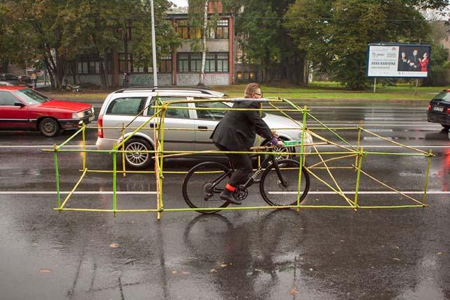 Biciklis tiltakozás
