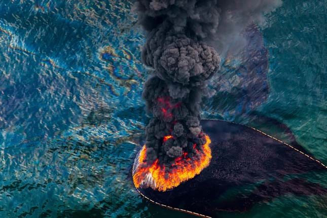 Bolygón pusztítása