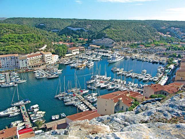 Bonifacio, Korzika