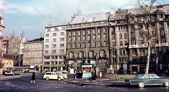 Budapest az 1960-as években
