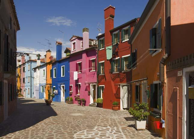 Burano, Olaszország