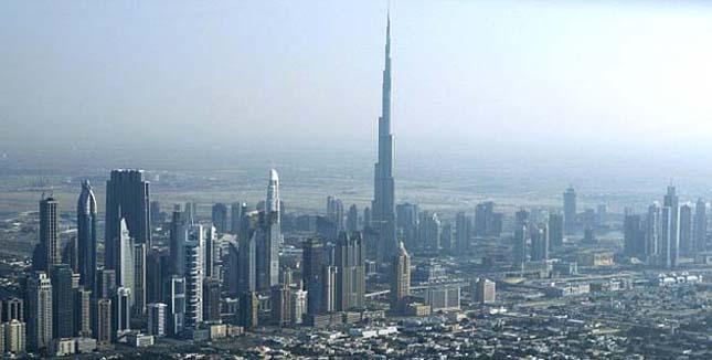 Burj Khalifa, a világ legmagasabb épülete