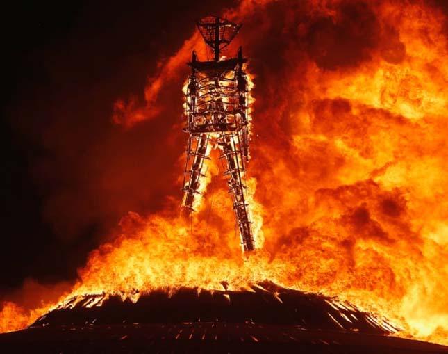 Burning Man Fesztivál