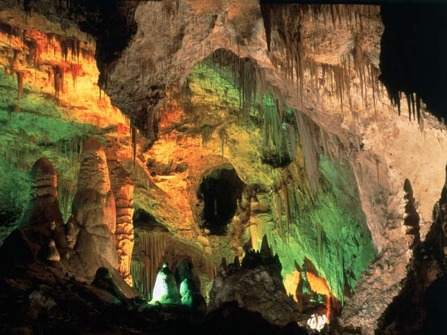 Carlsbad Caverns Nemzeti Park