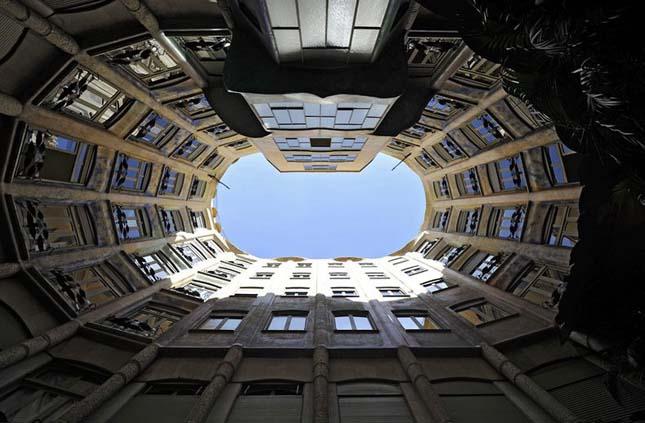 Casa Milá, Antoni Gaudi leghíresebb épülete