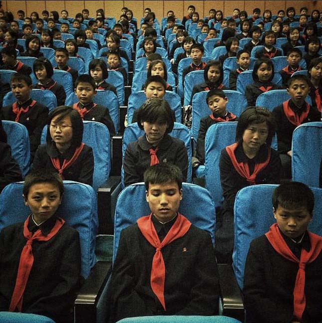 Cenzúrázatlan képek Észak-Koreabol