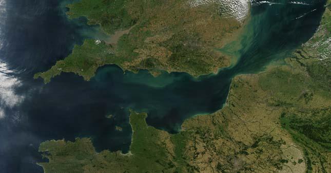 La Manche-csatorna átúszása