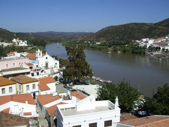 Drótkötélpálya Spanyolország és Portugália között