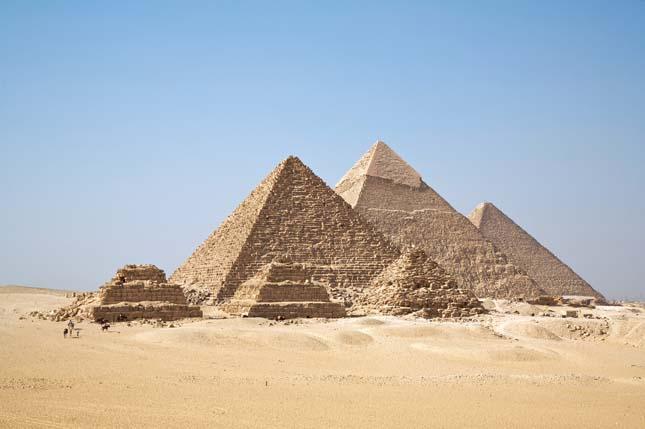 Hőség Egyiptomban