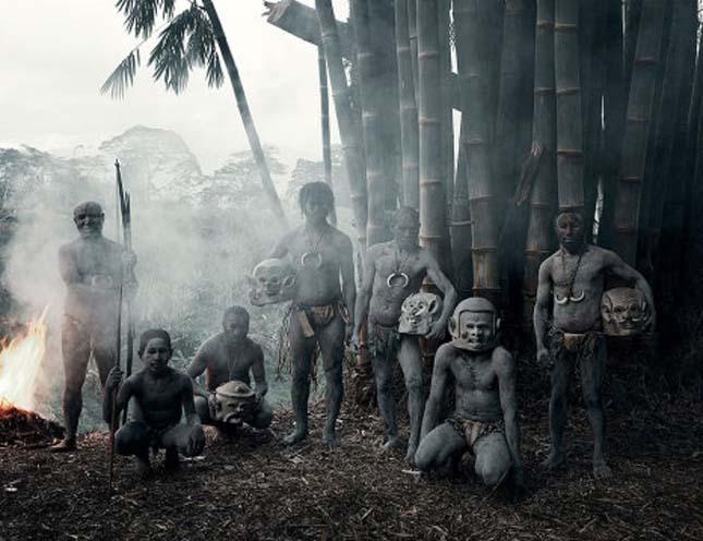 Eltűnőben lévő törzsek