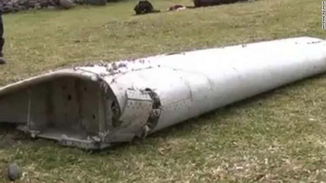 Eltűnt maláj gép