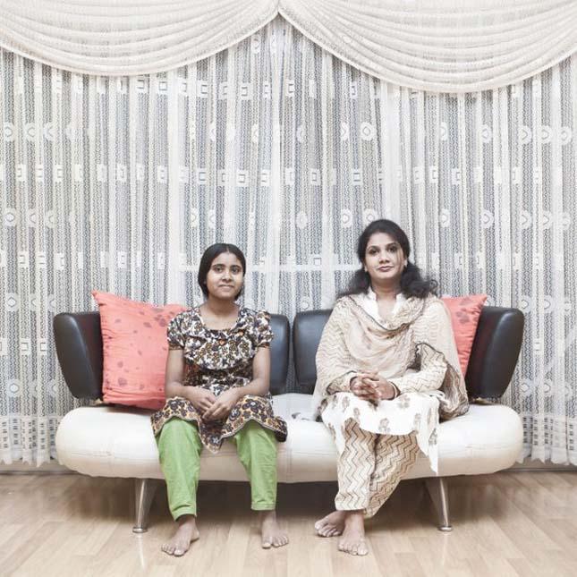 Cselédek Bangladeshben