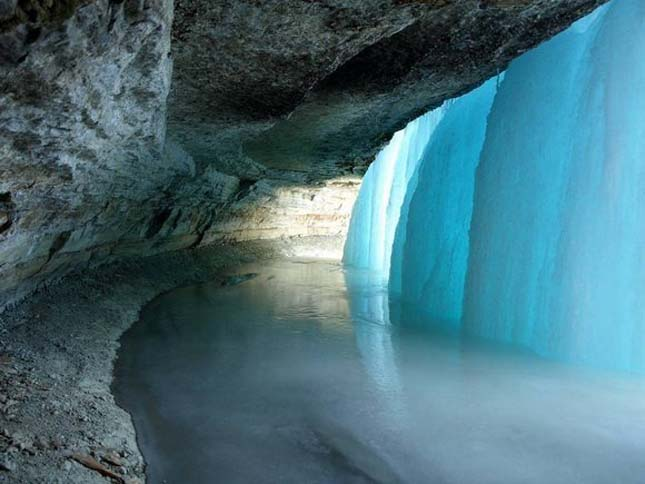 Minnehaha vízesés, USA