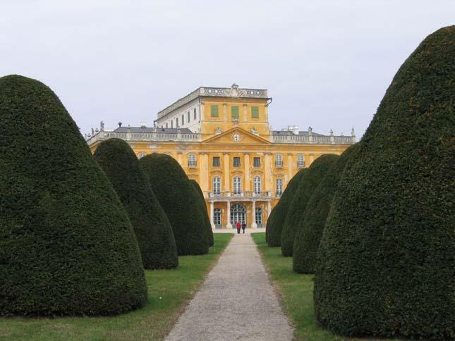 A fertődi Esterházy-kastély