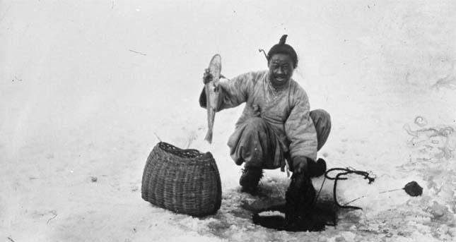 Phenjan a 20. század elején