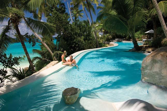 Északi-sziget, Seychelle-szigetek