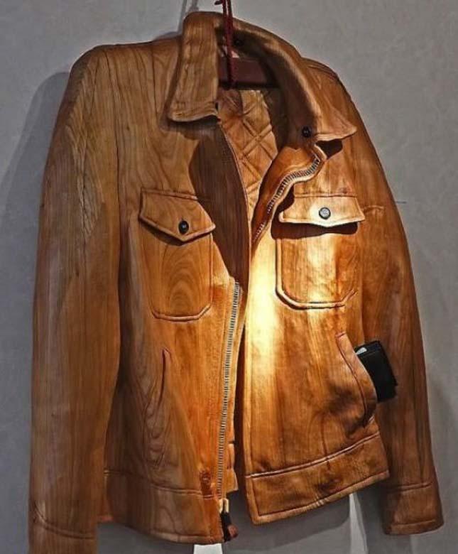 Livio De Marchi fából készült alkotásai