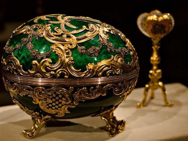 Faberge tojás