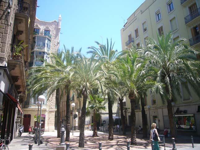 Grácia, Barcelona