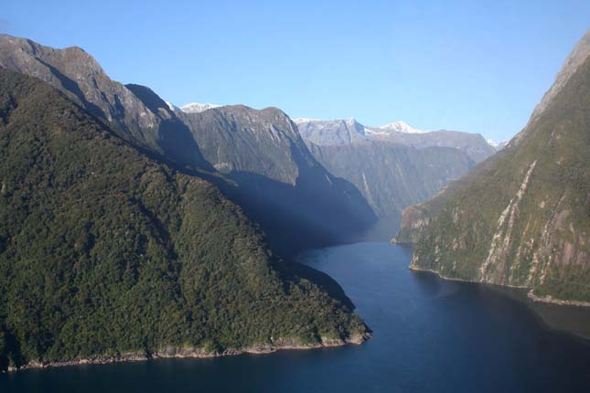 A legszebb fjordok