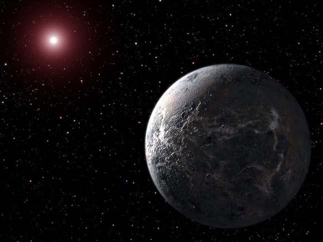 Föld méretű bolygók