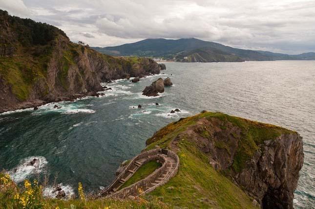 Gaztelugatxe-sziget