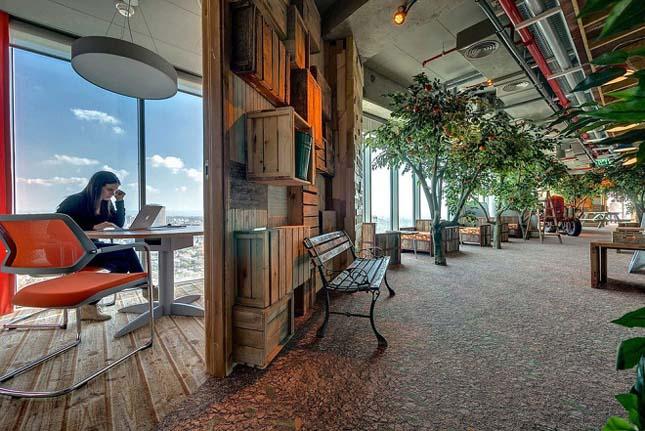 A Google  Tel-avivi irodája, Izrael