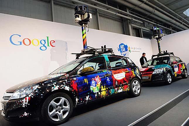 Google Street Viwe Magyarország