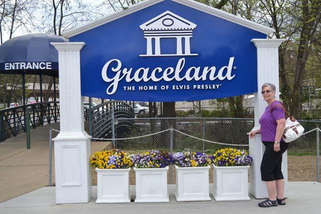Graceland, Elvis Presley memphisi háza