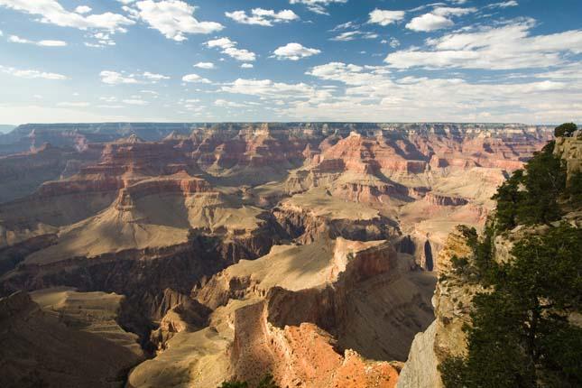 Grand Canyon a sztratoszférából